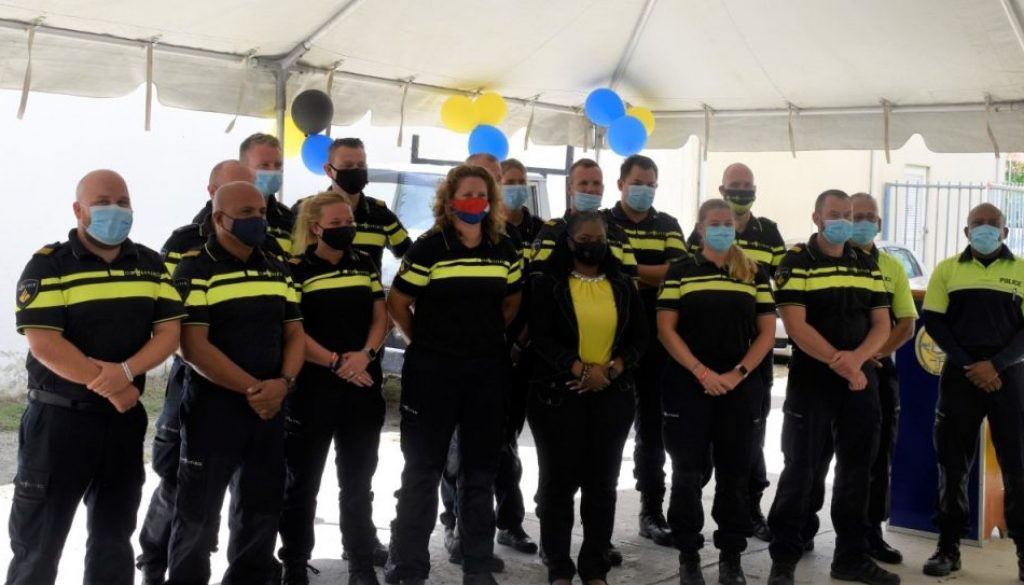 thumbnail_Dutch Police Farewell Ceremony